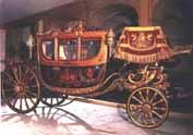 Carriages in Portugal